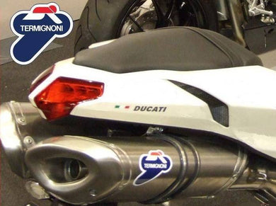 Ducati Superbike 1098/1198/848 Slip-on Silencers by TERMIGNONI