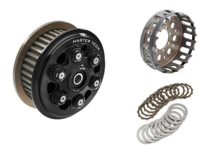 "FR366 - CNC RACING Ducati 6 Springs Slipper Clutch ""Master Tech"" (full kit, 12-teeth sintered discs)"