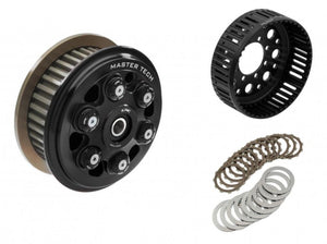 "FR371 - CNC RACING Ducati 6 Springs Slipper Clutch ""Master Tech"" (full kit, 48-teeth sintered plates)"