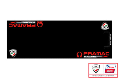 CNC RACING Pramac Racing Limited Edition Garage Carpet