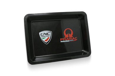 CNC RACING Carbon Tool Tray (Pramac edition)