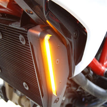 NEW RAGE CYCLES Ducati Hypermotard 939/821 Front LED Turn Signals