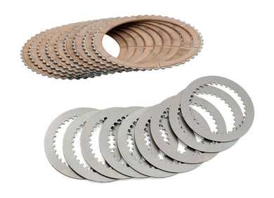 KD305 - CNC RACING Ducati Dry Clutch Discs (full set, 48 teeth, sintered)