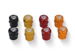 KS252 - CNC RACING Universal Wheel Valve Caps