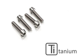 KV394X - CNC RACING Ducati Titanium Triple Clamps Bottom Bolts (M8x25)