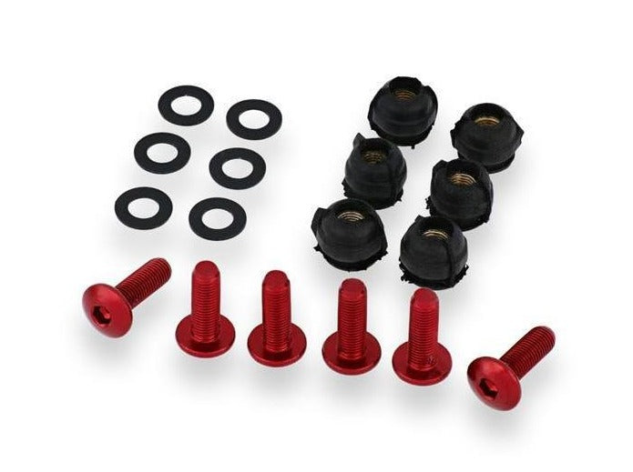 KV435 - CNC RACING Ducati Panigale V4 Screen Bolts kit