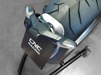 MG001 - CNC RACING Ducati Diavel / XDiavel Rear Wheel Mudflap