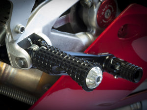 PC110 - CNC RACING Ducati / MV Agusta Pilot Footpegs