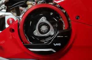 PR310 - CNC RACING Ducati Panigale V4 Clutch Cover Protector