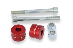 RM212 - CNC RACING Ducati Hypermotard 796/1100 Handlebar Spacer Adapters