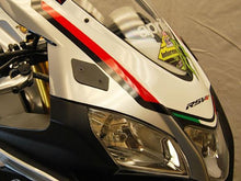 NEW RAGE CYCLES Aprilia RSV4 Mirror Block-off Plates