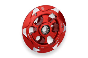 SP201 - CNC RACING Ducati Panigale V4 / Streetfighter Clutch Pressure Plate (bi-color)