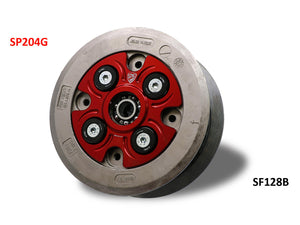 SP204 - CNC RACING Ducati Diavel 1200 / Hypermotard 950 Clutch Pressure Plate
