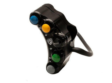 SWA02 - CNC RACING Aprilia Left Handlebar Switch (racing edition)