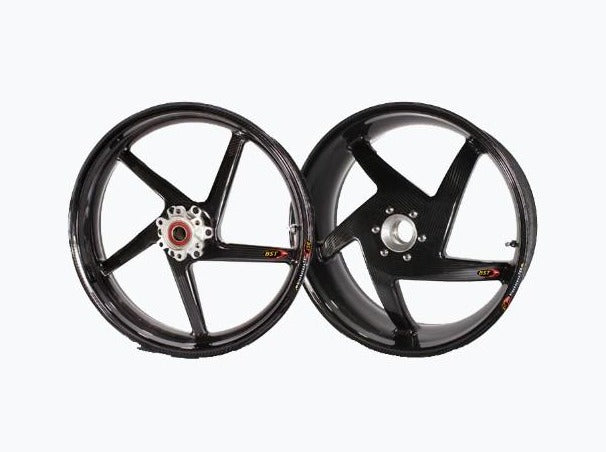 BST Ducati Monster S2R Carbon Wheels