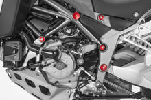 TT336 - CNC RACING Ducati Multistrada Enduro Frame Plugs