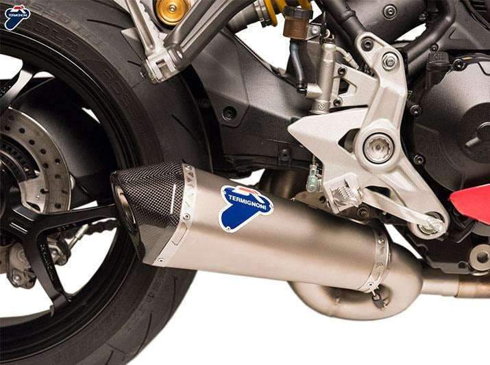 TERMIGNONI Ducati SuperSport 939 Slip-on Exhaust (racing)