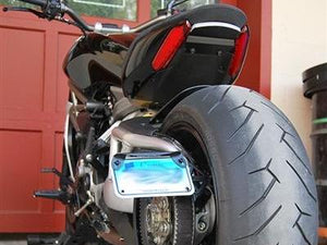 NEW RAGE CYCLES Ducati XDiavel Side Mount License Plate
