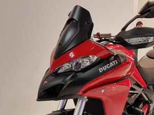 ZA851 - CNC RACING Ducati Multistrada 950/1200/Enduro Carbon Wind Screen