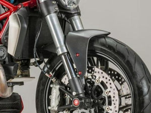 ZA962 - CNC RACING Ducati Monster 1200/821 Carbon Front Fender