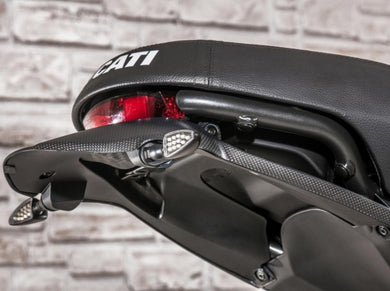 ZA983 - CNC RACING Ducati Scrambler 800 Carbon Rear Fender