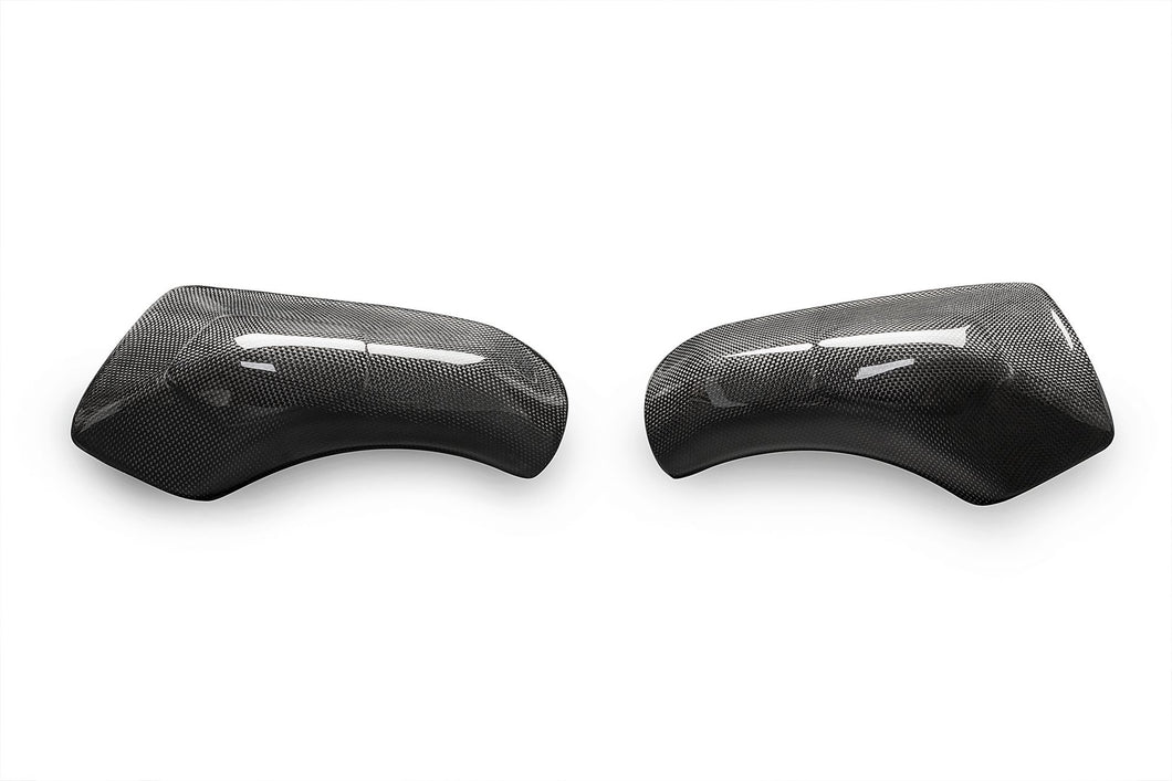 ZP105 - CNC RACING Aprilia RSV4 (09/12) Carbon & Kevlar Fuel Tank Sliders