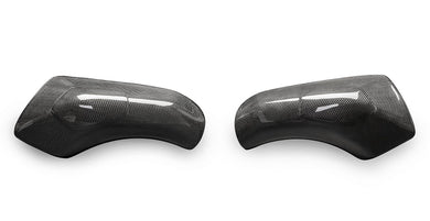 ZP103 - CNC RACING Ducati Superbike 1098/1198/848 Carbon & Kevlar Fuel Tank Sliders