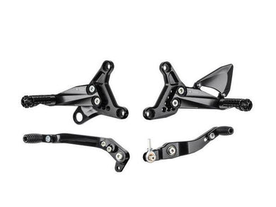 MV02 - BONAMICI RACING MV Agusta Brutale / Dragster Adjustable Rearset