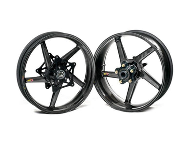 BST Aprilia Dorsoduro 750 / 1200 Carbon Wheels