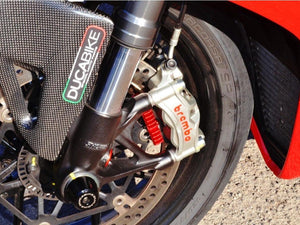 BPR04 - PERFORMANCE TECHNOLOGY Ducati / Aprilia / MV Agusta Brake Plate Radiator