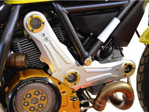 CDSCRA01 - DUCABIKE Ducati Scrambler Timing Belt Cover
