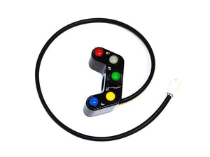 CPPI02 - DUCABIKE 7 Buttons Switched Handlebar (street edition)