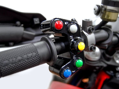 CPPI13 - DUCABIKE Ducati 7 Buttons Switched Handlebar (street edition)