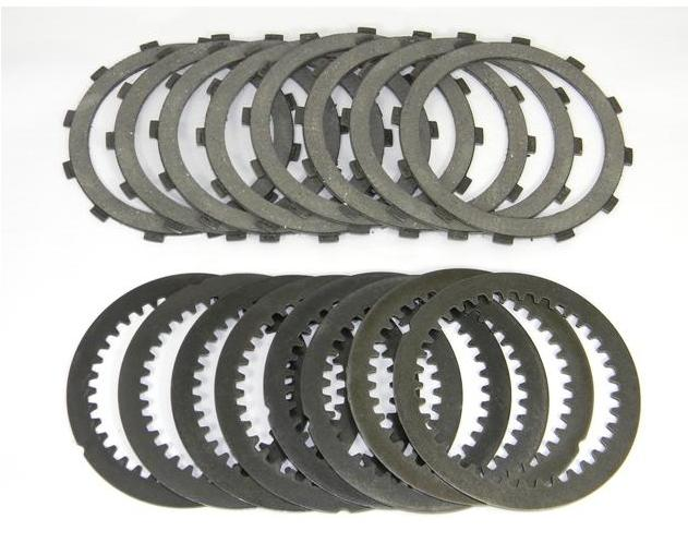 DF02 - DUCABIKE Ducati Dry Clutch Plates Complete kit (Racing edition)