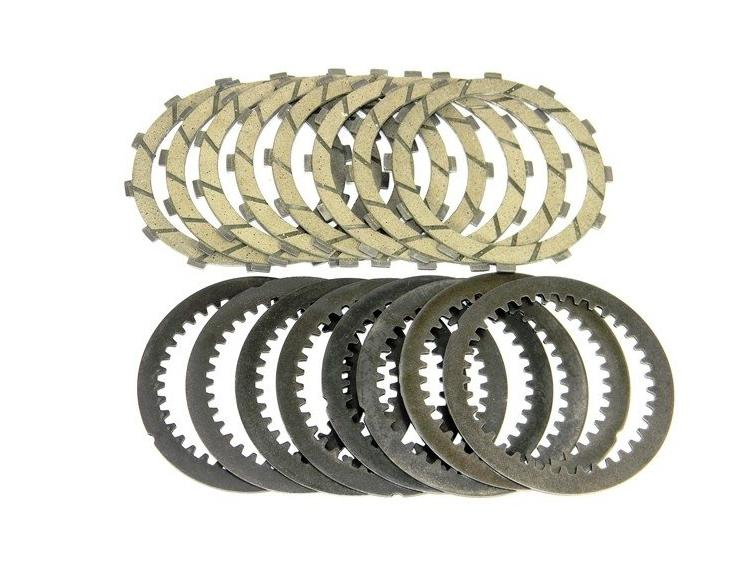 DF04 - DUCABIKE Ducati Dry Clutch Plates Complete kit (Evo kevlar edition)