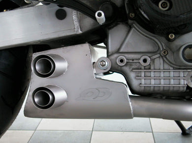 QD EXHAUST Ducati Monster S4 Full Exhaust System