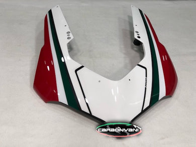 CARBONVANI Ducati Panigale V4R Full Carbon Fairing Set (Tricolor version)