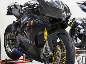 CARBONVANI Ducati Panigale V4 / V4S Full Carbon Fairing Set (Road version)