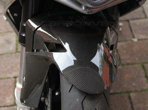 CARBONVANI MV Agusta Turismo Veloce Carbon Front Fender (full kit with arch)