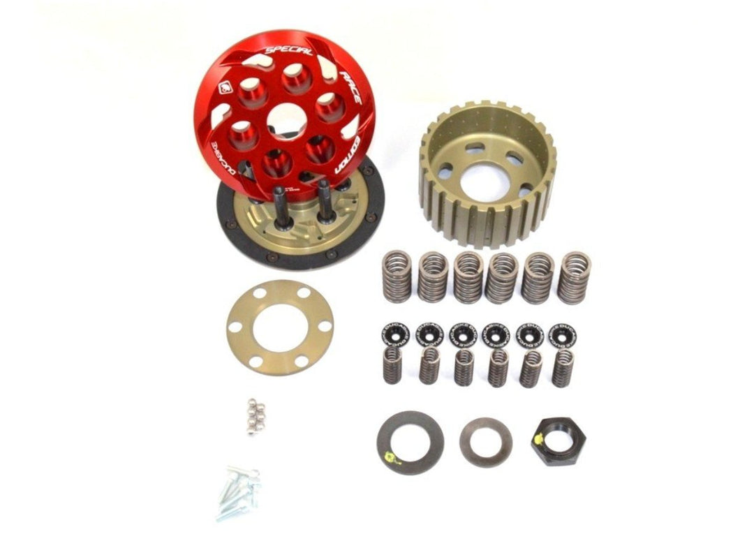 FA848OIL - DUCABIKE Ducati Oil Bath Slipper Clutch (6 springs, adjustable)