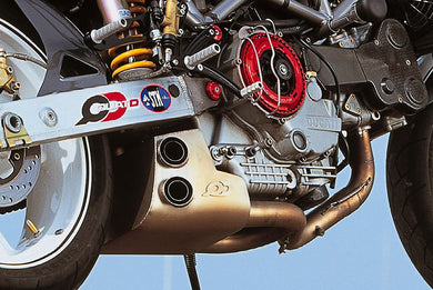 QD EXHAUST Ducati Monster S4