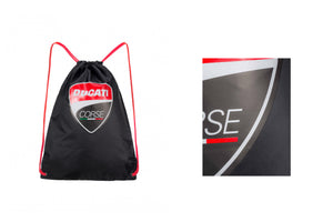 Ducati Corse Gym bag (100% polyester)