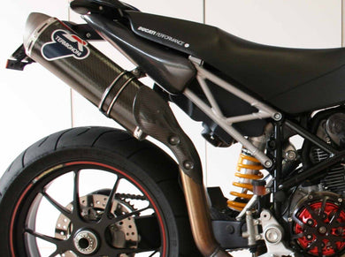TERMIGNONI Ducati Hypermotard 1100/796 Full Exhaust System (racing)