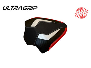 "TAPPEZZERIA ITALIA Ducati Panigale V4 Ultragrip Seat Cover ""Tenby Special Color"" (passenger)"