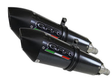 "GPR Ducati Multistrada 1100 Dual Slip-on Exhaust ""GPE Anniversary Poppy"" (EU homologated)"