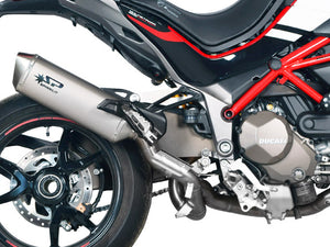 "SPARK Ducati Multistrada 1200 (15/17) Full Exhaust System ""Force"" (steel collector)"