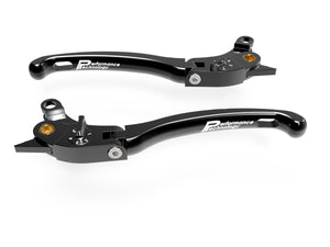 "LE02 - PERFORMANCE TECHNOLOGY Ducati / Aprilia ""Eco GP 1"" Adjustable Handlebar Levers"