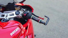 DUCABIKE Handlebar Grip Protection