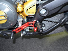 PPSCRA02 - DUCABIKE Ducati Scrambler / Monster 797 Adjustable Footpegs (pilot)