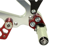 PRSC01 - DUCABIKE Ducati Sport Classic / SuperSport Adjustable Rearset